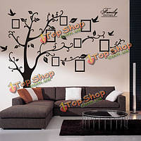 Дерево памяти фото стикер стены гостиной украшения дома творческой деколи поделки росписи стены искусства