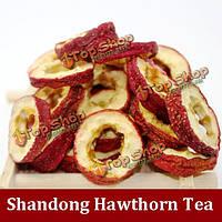 100г Shandong боярышник чай похудеть боярышника нарезает красоты травяной чай здравоохранения