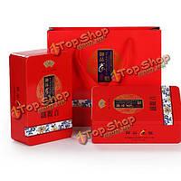 Точно обработанное Tieh-Гуаньинь чай с красной жестяной упаковки прекрасный подарок для любителей чая
