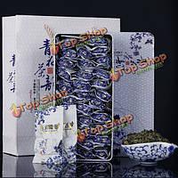 Китайский зеленый чай цельный лист Tieh Гуаньинь 250г
