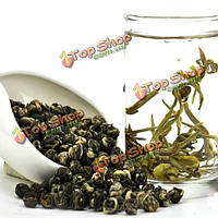 Чай зеленый китайский органический Жемчужина Дракона 50г, фото 1