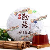 Чай Пуэр черный органический 357г