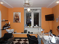Помещение салона красоты в центральной части Львова