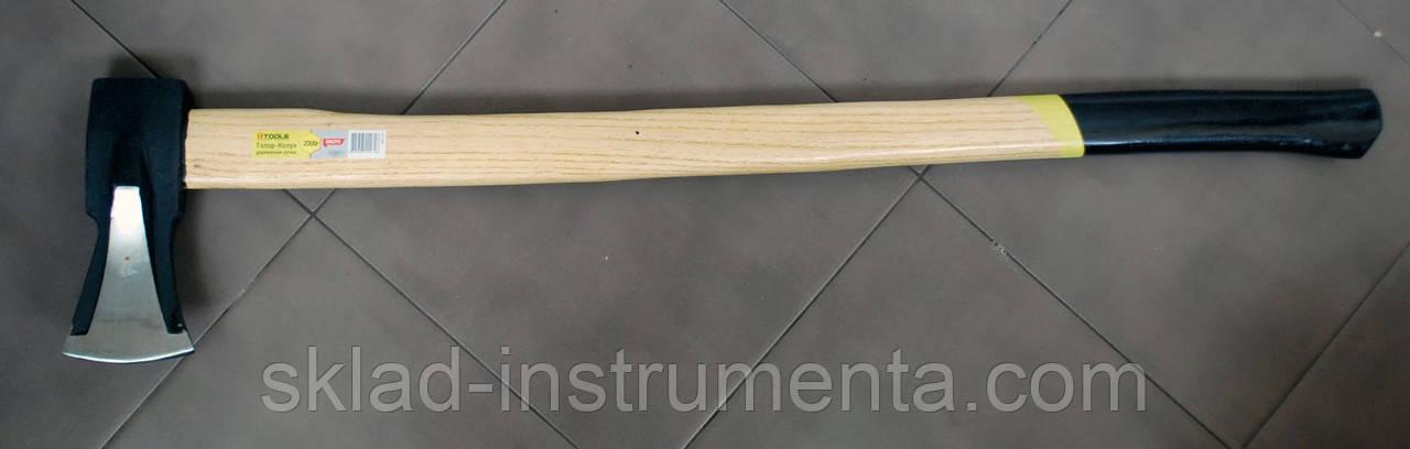 Колун 2000г, деревянная ручка