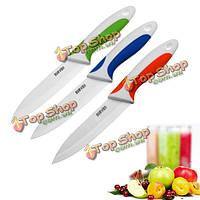 Surven 5-дюймов Керамический нож фрукты растительное утилита повар керамический нож