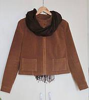 Пошив куртки, жакета из разных материалов