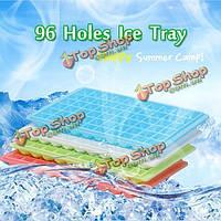 96 отверстий льда лоток льда Cube плесень желе льда детеныша опока