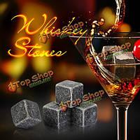9шт виски камни скалы кубиками льда бархатный мешок виски породы пиво фразу камень