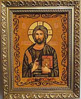 Икона с изображением Спасителя