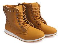 Женские ботинки Rudolf  camel, фото 1