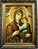 Икона Иверская  Божией Матери