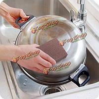 Магия наждачной губкой кисти ластик очиститель кухня инструмент для очистки ржавчины