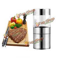 Нержавеющей стали ручной перец соль мельница шлифовальная машина специя кухня мельница Muller