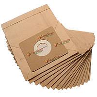 15шт общем пылесос пыль бумажные мешки пылесоса Принадлежности
