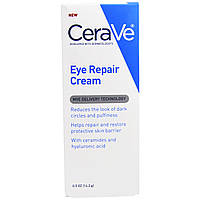 SALE, CeraVe, Eye Repair Cream, 0.5 oz (14.2 g)