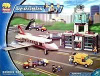 Детский Конструктор  Аэропорт J5668А