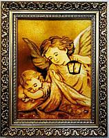 Икона Ангел спящий