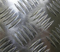 Алюминиевый лист квинтет 1,5х1000х2000 мм. сплав 1050 А Н