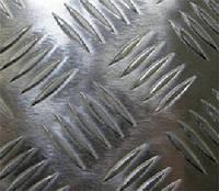 Алюминиевый лист квинтет 2,5х1000х2000 мм. cплав 1050 А Н2