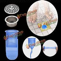 Крышка кухни ванной раковина силикагель дезодоранта сердцевина предотвращение насекомое трап анти-засорение