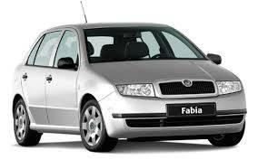 SKODA Fabia I 2000-2007