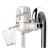 LTS-86 кухня ванная фильтр кран воды 2шт керамический картридж очистителя вода из крана