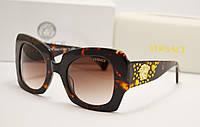 Женские солнцезащитные очки Versace 4308 лео