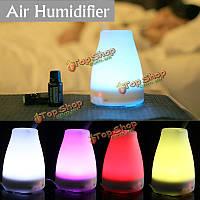 Увлажнитель воздуха важно LED ночник масло ультразвуковая ароматерапия вода чистая комната офиса рассеиватель создатель тумана