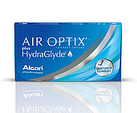 Линзы для Air Optix plus HydraGlyde