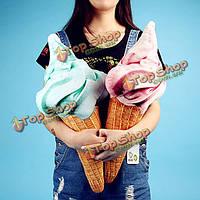 Подушка 3d Мороженое рожок