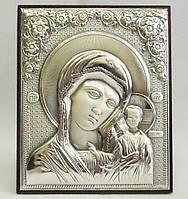 Казанская икона на деревянной основе