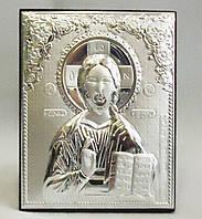 Икона Исус на деревянной основе