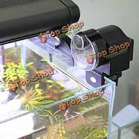 Автоматическая пруд аквариум продовольственной подачи Таймер аквариум кормления новый