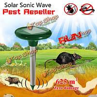 GreatHouse сад солнечная энергия звуковой волны мышь змея отпугиватель открытый жмых животных