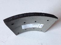 Накладка тормозная задняя FAW 3252