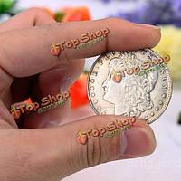Монета юбилейная Королева Morgan 10шт