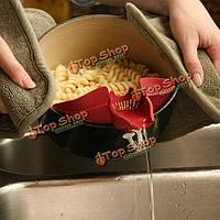 Контроль качества пищевых продуктов овощи сливного устройства сетчатый фильтр фильтр для мусора утилита кухонный гаджет