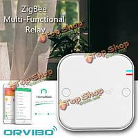 Orvibo ZigBee умный дом Система многофункциональных бытовых приборов реле дистанционного управления