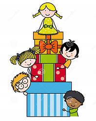 Подарочные наборы, пакеты и разное для детей