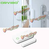 Orvibo сигнализация мини-Wi-Fi умный датчик двери Windows домашней системы дистанционного управления