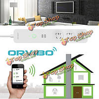 ORVIBO COCO USB Wi-Fi смарт расширения домашней розетки выключатели дистанционного управления синхронизацией разъем удлинителя
