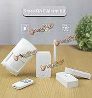Broadlink комплект S1C сигнализация SmarTone движения двери датчик PIR умный дом Система дистанционного управления