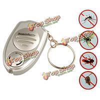Ультразвуковой электронный анти-вредитель отпугиватель комаров брелок