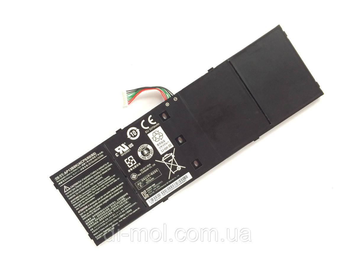 Оригинальная аккумуляторная батарея для Acer Aspire M5-583P, R7-571 series, black, 3560mAhr, (53Wh), 15v