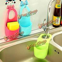 Кухня ванная повесить корзины стены карман сумка для хранения воды фильтр творческий стойку вешалка