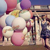 36-дюймов размер большой воздушный шар латекса фото реквизит свадьба украшение
