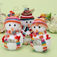 Рождество Рождество висит украшение снеговик стены жук новогодняя елка украшения