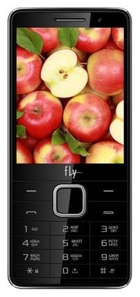 Мобильный телефон Fly FF301 UA Black, фото 2