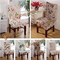 Полиэстер стрейч спандекс банкет эластичный стул чехол для сиденья партия столовая свадьба декор