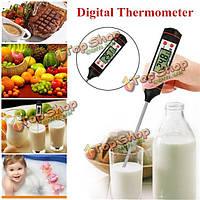 Для определения температцры при готовки мясо барбекю кухонный термометр